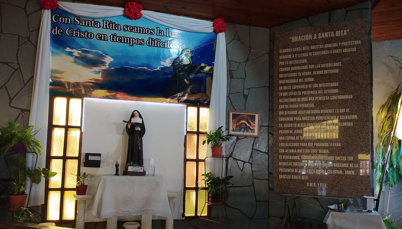 Altar de Santa Rita