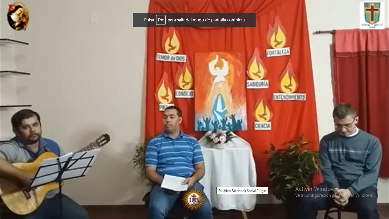 Vigilia al Espíritu Santo